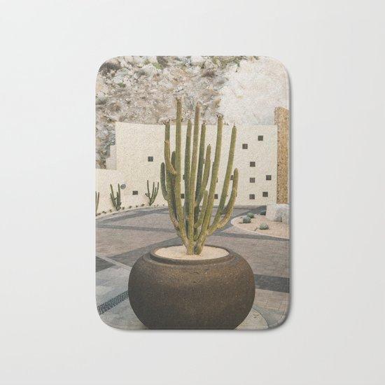 Cabo Cactus VIII Bath Mat