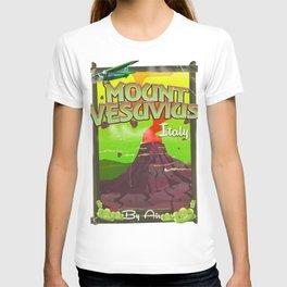 Mount Vesuvius T-shirt