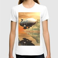 led zeppelin T-shirts featuring Zeppelin by nicky2342