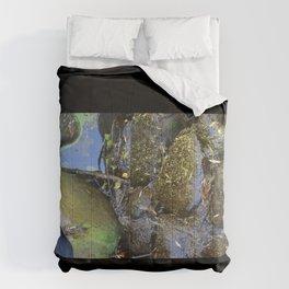 Green Glow Comforters