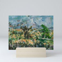 Mont Sainte Kaiju Mini Art Print