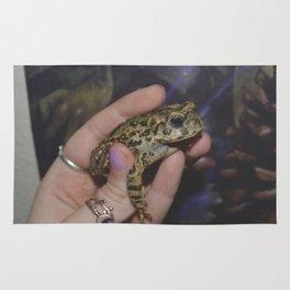 Toad Prince Rug