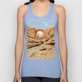 Rainbow Bridge Unisex Tank Top
