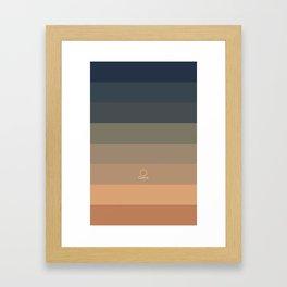 Dawn / Alkony Framed Art Print