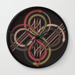 Moke Moke Wall Clock