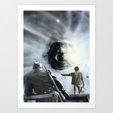Brother From Another Planet Art Print
