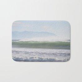 Wave Spray Bath Mat