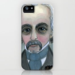 The House of the Seven Hawthorne's iPhone Case