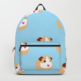 Guinea Pig Repeated Backpack