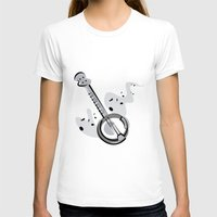 banjo T-shirts featuring Banjo by shopaholic chick