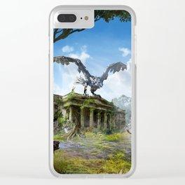 Dublin [Horizon Zero Dawn] Clear iPhone Case