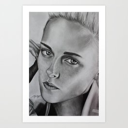 Bella Stewart Art Print