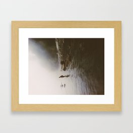 Wade Framed Art Print