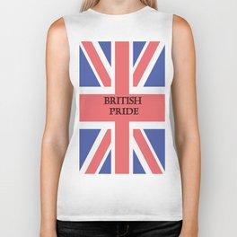 British Pride Biker Tank