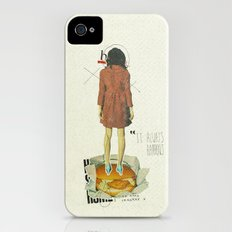 It Always Happens | Collage Slim Case iPhone (4, 4s)