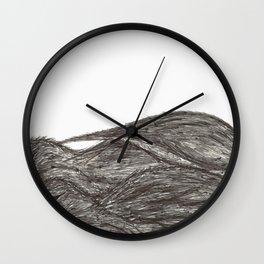 Lay Wall Clock