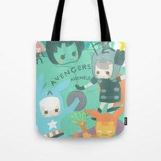 Avengers Assemble. Tote Bag