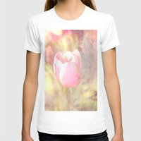 tulip T-shirts featuring Tulip by Elizabeth Wilson Photography