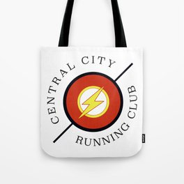 Central City running club Tote Bag