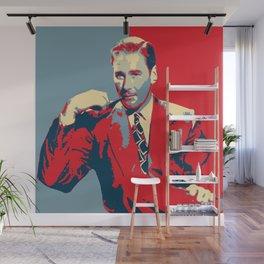 Errol Flynn Wall Mural