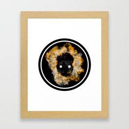 Smokey K2 Framed Art Print