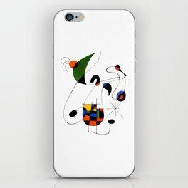 Joan Miro iPhone Skin