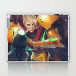 Samus Aran Laptop & iPad Skin