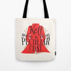 Peculiar (original) Tote Bag