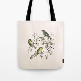 Springtime is lovetime Tote Bag