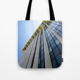 Dalle de verre Tote Bag