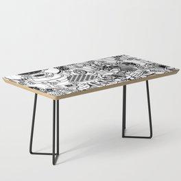 Dark Matter Space Machine Coffee Table