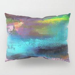 Aurore Boreal 'série Footprint' Pillow Sham