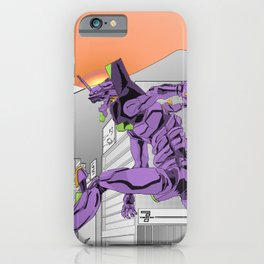 4th Angel iPhone Case