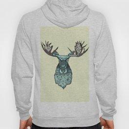 deer in the headlights Hoody