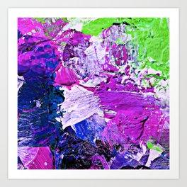 Humid Scent Art Print