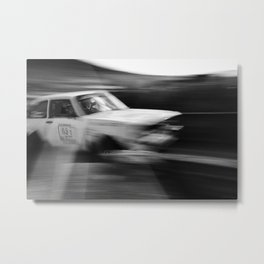 Doherty/Mcgettigan At Mayo Stages Rally 2017 Metal Print