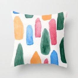 Meditation 55 Throw Pillow
