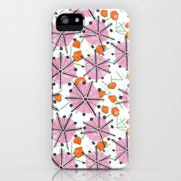 Umbrella Tops iPhone Case