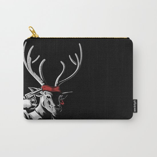 The Deer Hunter Carry-All Pouch