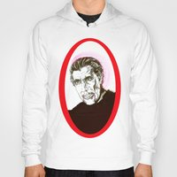 dracula Hoodies featuring Dracula  by Christopher Chouinard