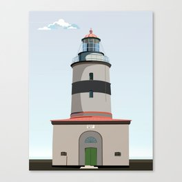 The lighthouse of Falsterbo Canvas Print
