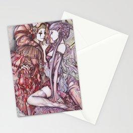 Devil & Jester Stationery Cards