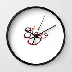 stay Wall Clock