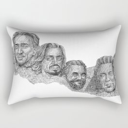 Mount Awesomore Rectangular Pillow