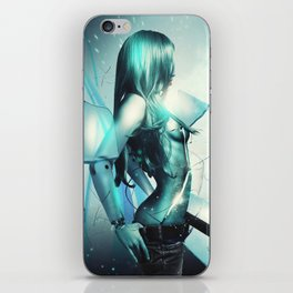 Heartless iPhone Skin