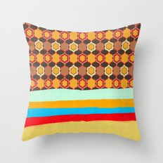 Anyone But Me Throw Pillow