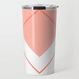Diamond Buttermilk Travel Mug