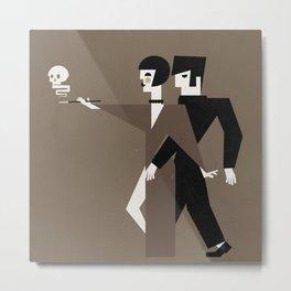 Art déco  Metal Print