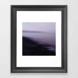 The Wave 3 Framed Art Print