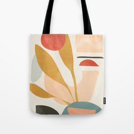Abstract Shapes 20 Tote Bag